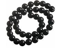 Onyx, korálky 10 mm (38 ks)